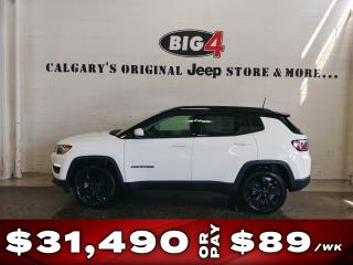 New 2019 Jeep Compass NORTH 4X4 for sale in Calgary, AB