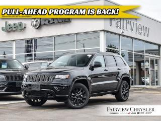New 2019 Jeep Grand Cherokee Altitude for sale in Burlington, ON