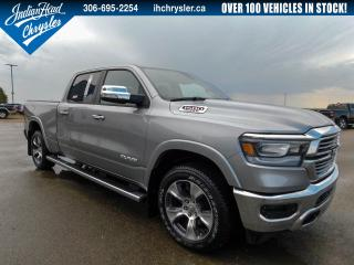 New 2019 RAM 1500 Laramie 4x4 | Nav | Leather for sale in Indian Head, SK