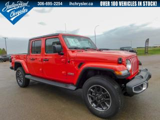 New 2020 Jeep Gladiator Overland 4x4 | Bluetooth | Leather for sale in Indian Head, SK