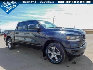 New 2019 RAM 1500 Sport 4x4 | Leather | Nav | Bluetooth for sale in Indian Head, SK