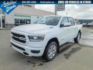 New 2019 RAM 1500 Big Horn 4x4 | Nav | Remote Start for sale in Indian Head, SK