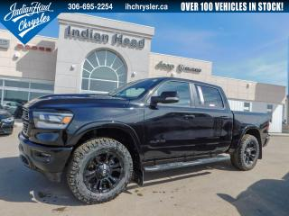 New 2019 RAM 1500 Laramie 4x4 | LIFTED | Leather | Black Out for sale in Indian Head, SK