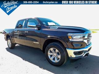 New 2019 RAM 1500 Laramie 4x4 | Leather | Bluetooth for sale in Indian Head, SK