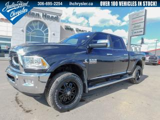 Used 2016 RAM 3500 Longhorn Limited 4x4 | RamBox | Cummins for sale in Indian Head, SK