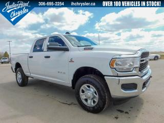 Used 2019 RAM 3500 New Tradesman 4x4 | Diesel | Back-up Camera for sale in Indian Head, SK