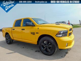 New 2019 RAM 1500 Classic Express Stinger Yellow 4x4 | Bluetooth for sale in Indian Head, SK