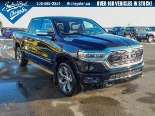Used 2019 RAM 1500 Limited 4x4 | Leather | HEMI | Sunroof for sale in Indian Head, SK