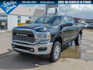 New 2019 RAM 2500 New Limited 4x4 | Leather | Sunroof | Diesel for sale in Indian Head, SK