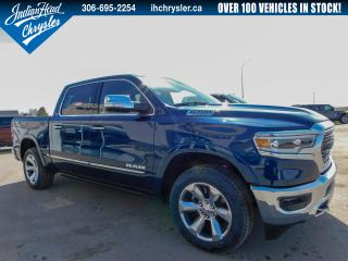 New 2019 RAM 1500 Limited 4x4 | Leather | RamBox | Nav for sale in Indian Head, SK
