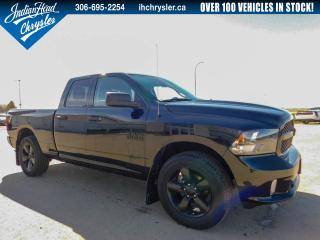 Used 2018 RAM 1500 ST Express 4x4   Bluetooth   Camera for sale in Indian Head, SK