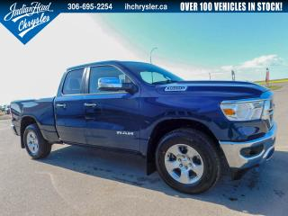 New 2019 RAM 1500 Big Horn 4x4 | Bluetooth | Back-up Camera for sale in Indian Head, SK