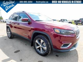 New 2019 Jeep Cherokee Limited 4x4 | Nav | Leather for sale in Indian Head, SK