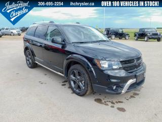 Used 2018 Dodge Journey Crossroad | Bluetooth | Nav | Sunroof for sale in Indian Head, SK