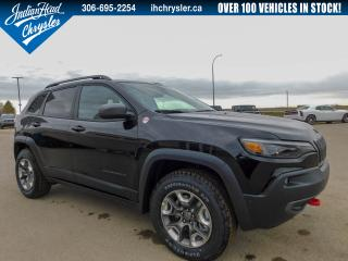 New 2019 Jeep Cherokee Trailhawk Elite 4x4 | Nav | Leather | Sunroof for sale in Indian Head, SK