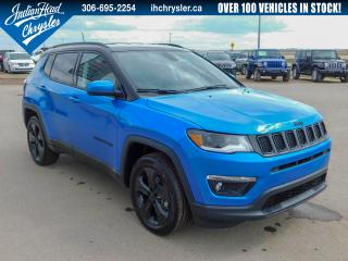New 2019 Jeep Compass Alititude 4x4 | Remote Start System | Bluetooth for sale in Indian Head, SK
