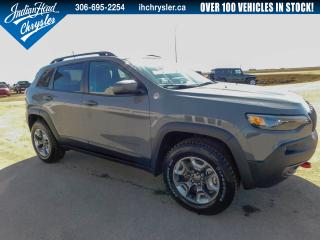 New 2019 Jeep Cherokee Trailhawk Elite 4x4 | Leather | Sunroof for sale in Indian Head, SK
