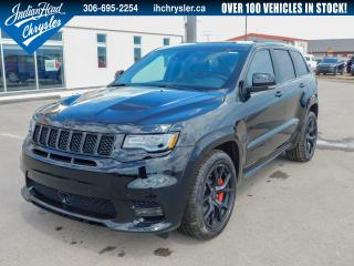 New 2019 Jeep Grand Cherokee SRT 4x4 | Sunroof | Nav | Leather for sale in Indian Head, SK