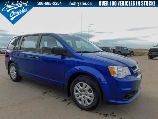 Used 2019 Dodge Grand Caravan Canada Value Package | Back-up Camera for sale in Indian Head, SK