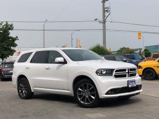 Used 2018 Dodge Durango GT**AWD**DVD**NAV**Leather**Sunroof for sale in Mississauga, ON