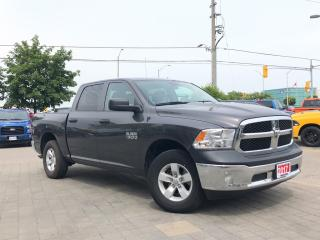 Used 2017 RAM 1500 sxt*4x4*Crew*Back up cam* Bluetooth for sale in Mississauga, ON