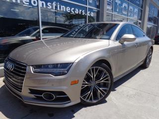 Used 2016 Audi A7 3.0T Progressiv.S-LINE.NAVIGATION.3.0T.QUATTRO for sale in Etobicoke, ON