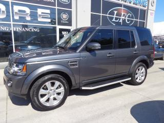Used 2016 Land Rover LR4 HSE.V6.7 PASS.NAVIGATION.PANO ROOF for sale in Etobicoke, ON