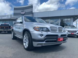 Used 2006 BMW X5 4.8is AWD NAVI SUNROOF ONLY 119KM for sale in Langley, BC