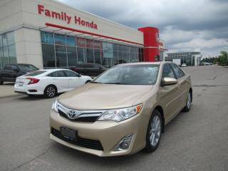 Used 2012 Toyota Camry XLE V6 for sale in Brampton, ON