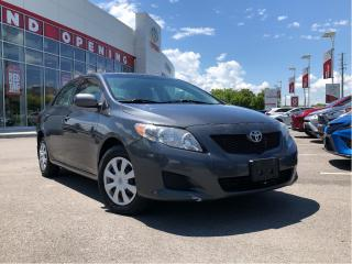 Used 2009 Toyota Corolla LE for sale in Pickering, ON