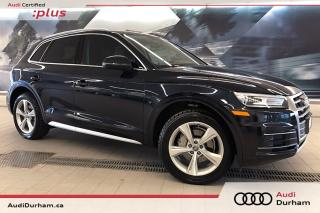 Used 2018 Audi Q5 2.0T Progressiv + Pano Roof | Keyless | Rear Cam for sale in Whitby, ON