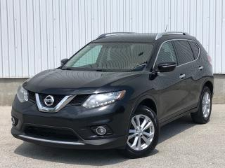 Used 2015 Nissan Rogue SV|Pano Roof|Accident Free|FINANCING AVAILABLE for sale in Mississauga, ON