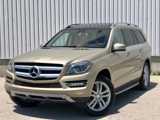 Used 2013 Mercedes-Benz GL-Class 4MATIC BlueTEC|Navi|Blind Spot|Lane Assist|WE FINANCE for sale in Mississauga, ON