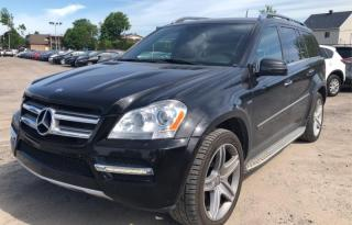 Used 2012 Mercedes-Benz GL-Class 4MATIC BlueTEC|AMG Pkg|FINANCING AVAILABLE for sale in Mississauga, ON