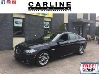 Used 2014 BMW 5 Series 4dr Sdn 528i xDrive AWD for sale in Nobleton, ON
