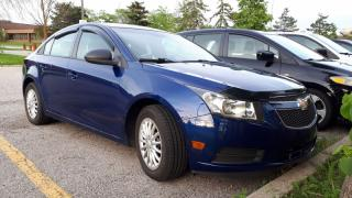 Used 2013 Chevrolet Cruze for sale in Mississauga, ON