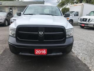 Used 2016 RAM 1500 Quad Cab,Tradesman,DIESEL,AUTO.WE FINANCE EVERY ONE!! for sale in Brampton, ON