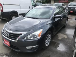 Used 2013 Nissan Altima 2.5 AUTO, LOADED. WE FINANCE EVERY ONE, REGARDLESS!! for sale in Brampton, ON