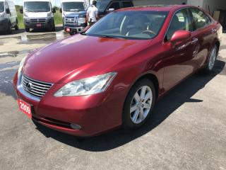 Used 2009 Lexus ES 350 EXECUTIVE PACKAGE. WE FINANCE EVERY ONE, REGARDLESS!!! for sale in Brampton, ON