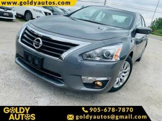 Used 2015 Nissan Altima S for sale in Mississauga, ON