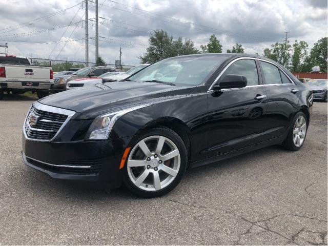 2015 Cadillac ATS 2.5L | New Tires| Sunroof| Bluetooth| Leather| 202