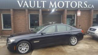 Used 2012 BMW 7 Series 4dr Sdn xDrive AWD for sale in Brampton, ON