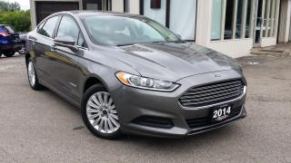 Used 2014 Ford Fusion Hybrid Se for sale in Kitchener, ON