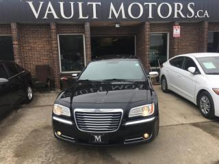 Used 2012 Chrysler 300 4dr V6 Limited RWD for sale in Brampton, ON