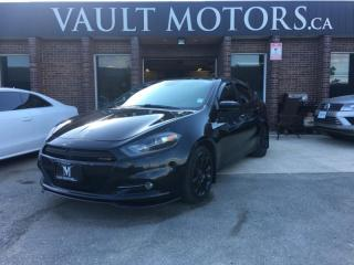 Used 2013 Dodge Dart 4dr Sdn Limited NO ACCIDENTS ONTARIO VEHICLE for sale in Brampton, ON