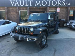Used 2015 Jeep Wrangler Unlimited 4WD 4dr Sport for sale in Brampton, ON