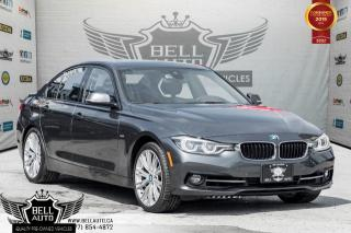 Used 2016 BMW 3 Series 328i xDrive, SPORT, NAVI, LANE DEPART, BLIND SPOT, BACK-UP CAM for sale in Toronto, ON