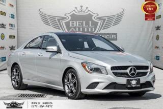 Used 2015 Mercedes-Benz CLA-Class CLA 250, NO ACCIDENT, NAVI, B.SPOT, COLLISION PREV, PUSH START for sale in Toronto, ON