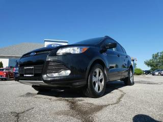 Used 2015 Ford Escape SE- 4X4- NAVIGATION- LEATHER- BACKUP CAM- BLUETOOTH for sale in Essex, ON