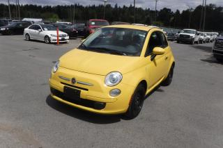 Used 2012 Fiat 500 Pop for sale in Burnaby, BC